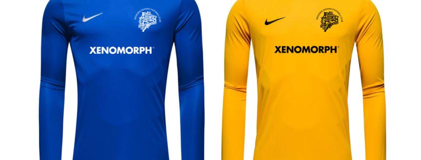 Xenomorph Sponsors Ridgeway Rovers Tigers U9s